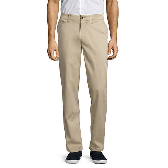 05c5c6d8fb St Johns Bay Comfort Stretch Power Chinos JCPenney