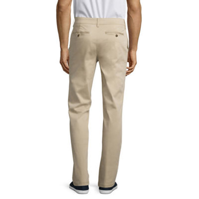 St John's Bay® Comfort Stretch Power Chinos