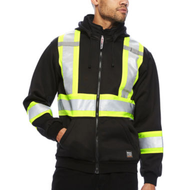 Work King® Enhanced Vis Hoodie Big & Tall