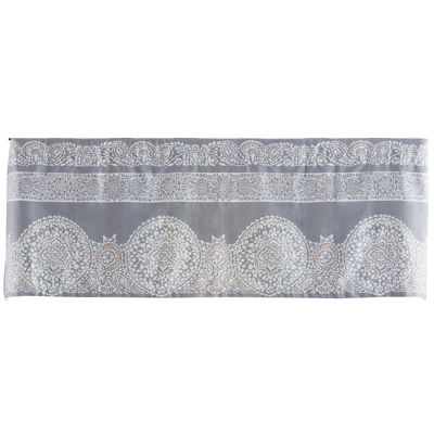Eva Longoria Home Bethany Rod-Pocket Valance
