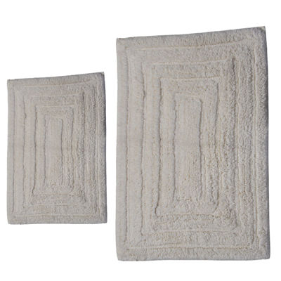 Castle Hill London Racetrack 2-pc. Bath Rug Set