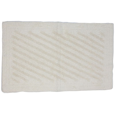 Castle Hill London Reversible Shooting Star Bath Rug Collection
