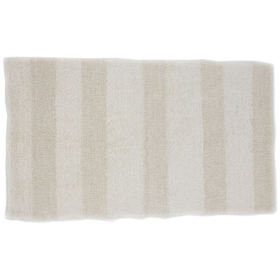 Castle Hill London Wide Cut Reversible Bath Rug Collection