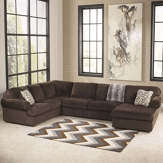 Signature Design by Ashley® Jessa Place 3-pc. Sofa Sectional - JCPenney