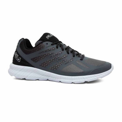 Fila Memory Speedstride Mens Lace-up Running Shoes