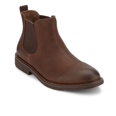 Dockers Mens Stanwell Dress Boots Pull-on