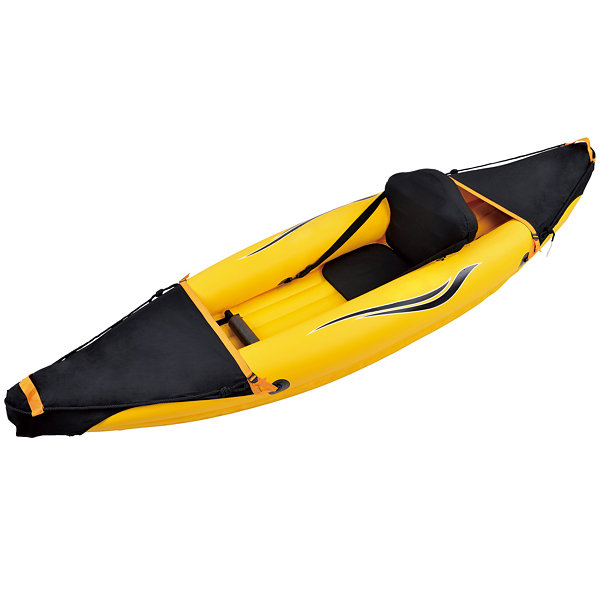 Blue Wave Sports Nomad 1-Person Inflatable Kayak