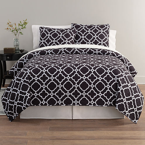 Home Expressions Taylor 3-pc. Quilt Set