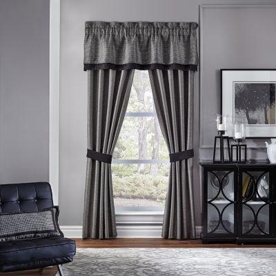 Croscill Classics Oden Rod-Pocket Curtain Panel