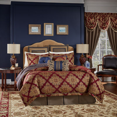 Croscill Classics Sebastian 4-pc. Reversible Comforter Set
