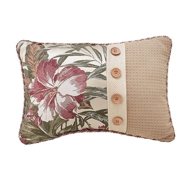 Croscill Classics Anguilla Rectangular Throw Pillow