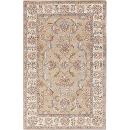 Decor 140 Itokui Rectangular Rugs, One Size , Brown