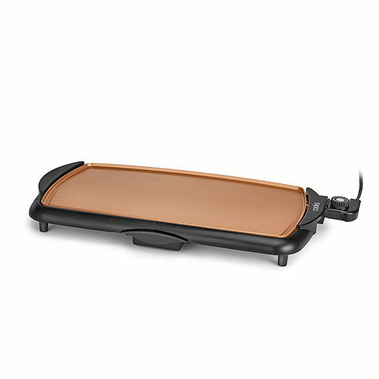 """Cooks Copper Series 10.5"""" x 20"""" Griddle"""