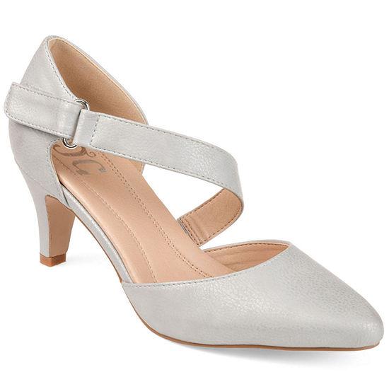 Journee Collection Womens Tillis Heeled Sandals
