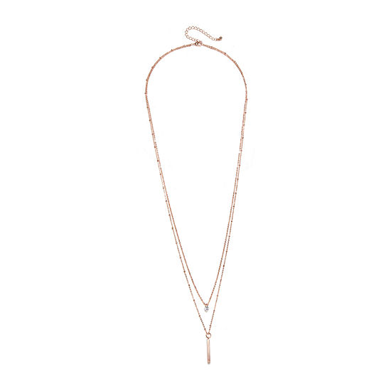 Mixit 30 Inch Link Chain Necklace