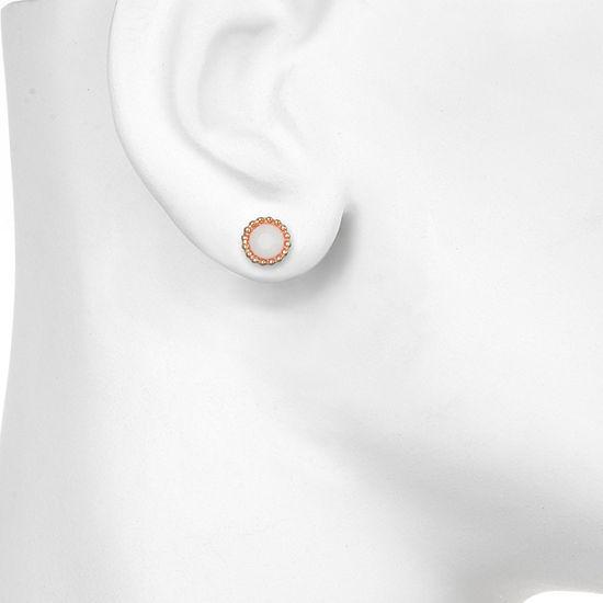 Mixit 7.9mm Star Stud Earrings