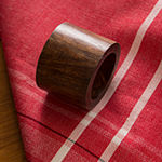Design Imports Wood Band 6-pc. Napkin Ring