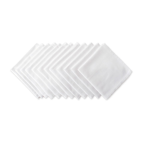Design Imports Buffet 12-pc. Napkins