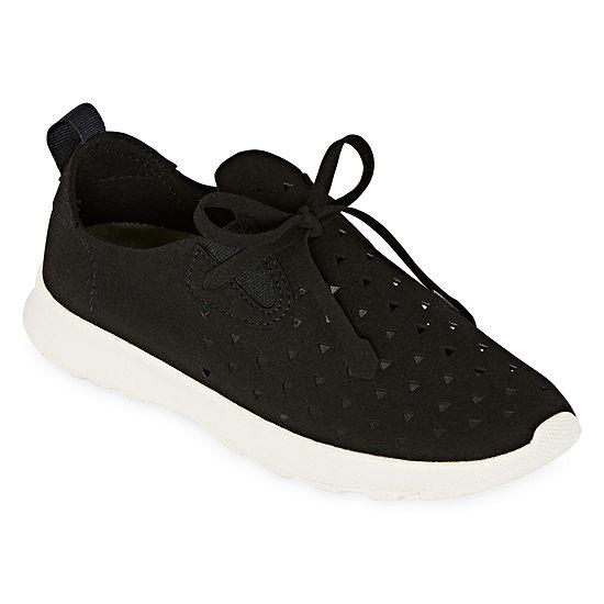 Pop Womens Macaria Closed Toe Slip-On Shoe
