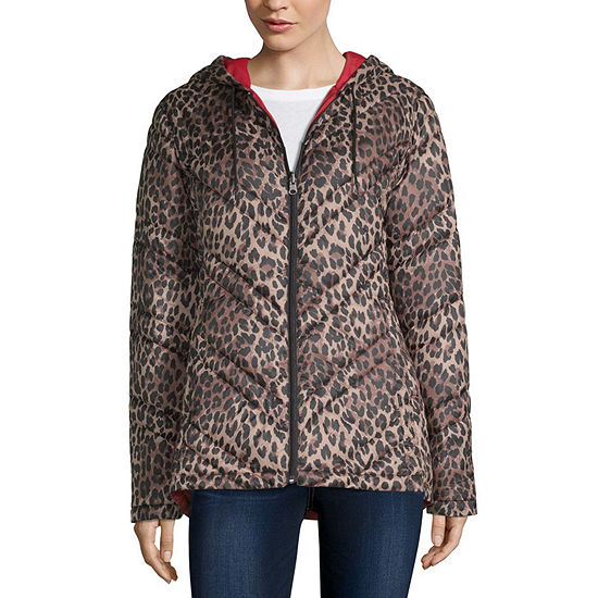 Xersion Reversible Lightweight Puffer Jacket