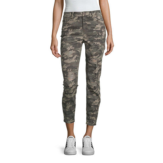Blue Spice Womens Ankle Cargo Pant Juniors