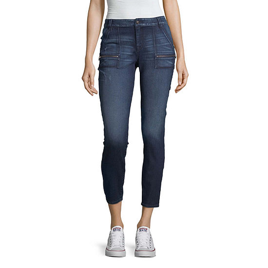 Rewash Mid Rise Skinny Fit Jean- Juniors