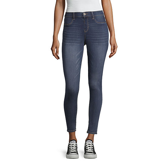 Arizona Womens Skinny Jeggings - Juniors