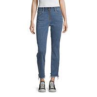Deals on Arizona Womens Regular Fit Flare Jean