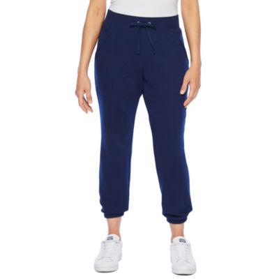 St. John's Bay Active Womens Sweatpant-Petite