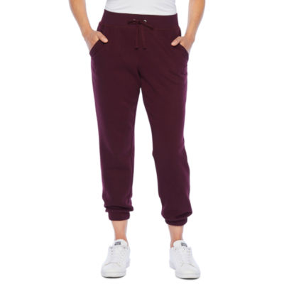 St. John's Bay Active Womens Sweatpant-Petite