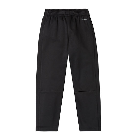 Nike Performance Fleece Little Boys Tapered Pull-On Pants