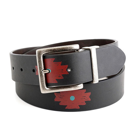 Arizona® Aztec Print Reversible Belt