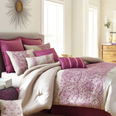 Martine 10-pc. Comforter Set