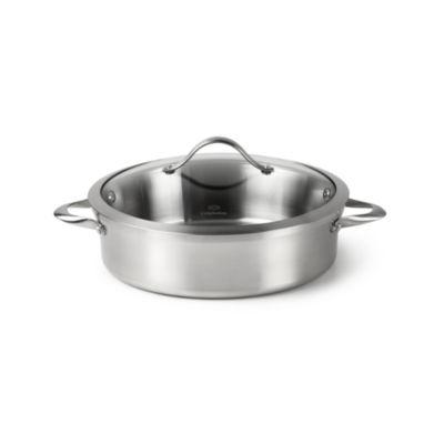 Calphalon® 5-qt. Stainless Steel Saute Pan