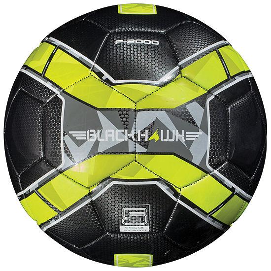Franklin Sports Blackhawk Soccer Ball-Size 5