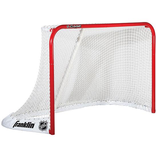 "Franklin Sports NHL Cage 72"" Steel Goal"