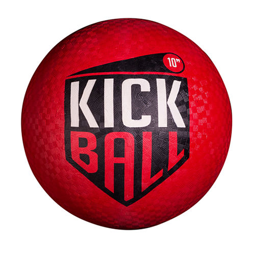 "Franklin Sports 10"" Rubber Kickball"