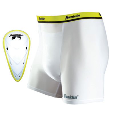 Franklin Sports Youth Flexpro® Compression Shorts and Cup