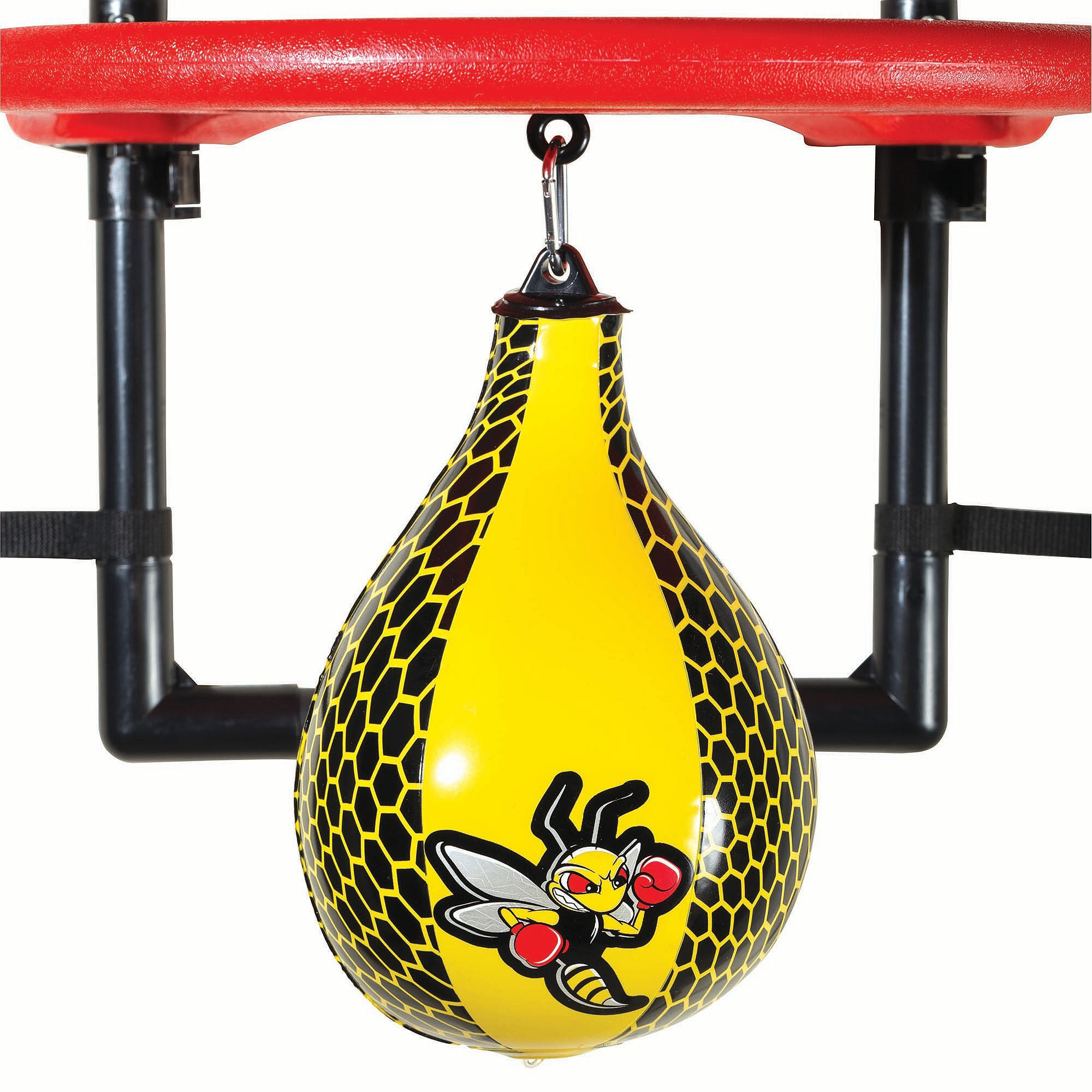 Franklin Sports Stinger Bee Over The Door Speed Bag