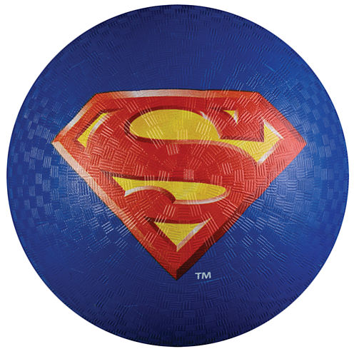 "Franklin Sports 8.5"" Playground Ball - Superman"