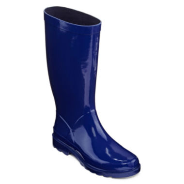 Towne By London Fog Womens Jasper Rain Boots