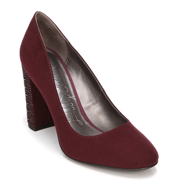 Libby Edelman Shelby Womens Pumps
