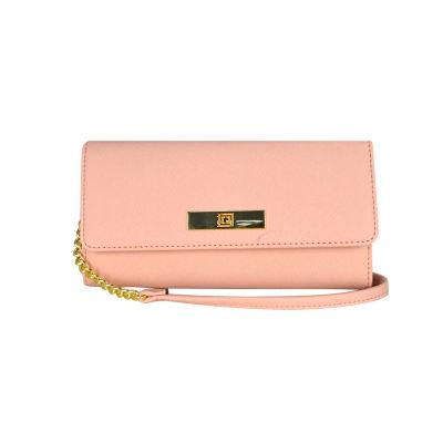 Liz Claiborne Charging Wallet Crossbody Bag