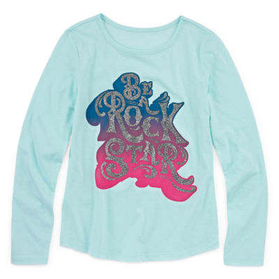 Arizona Long Sleeve Graphic Tee - Girls' 7-16 and Plus