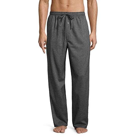 57044d9fb57c Stafford Flannel Pajama Pants - JCPenney