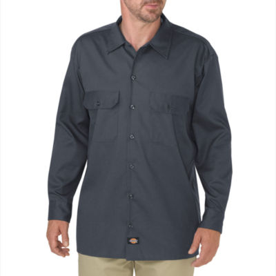Dickies® Relaxed Fit Flex Twill Work Shirt