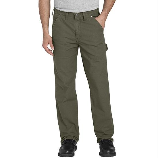 Dickies® FLEX Regular Fit Straight Leg Tough Max™ Ripstop Carpenter Pants