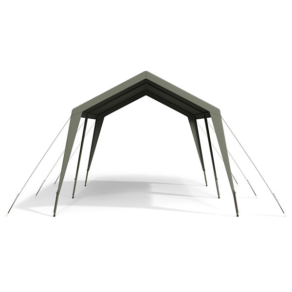 Bushtec Adventure Zulu 1200 Canvas Gazebo