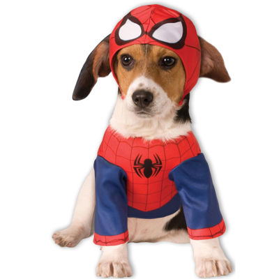 Spider-Man Costume For Pets - Large