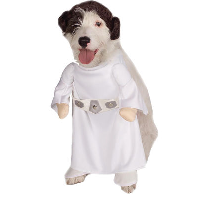Buyseasons Star Wars Princess Leia Pet Costume
